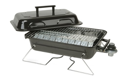 Marsh Allen 30005 Portable Tabletop Gas Grill
