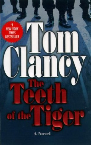 Image for The Teeth Of The Tiger (Jack Ryan Novels)