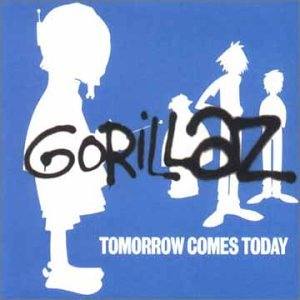 Gorillaz - Tomorrow Comes Today - 2nd issue - Zortam Music