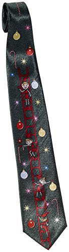 Forum Novelties Men's Decorating Elves Christmas Tie