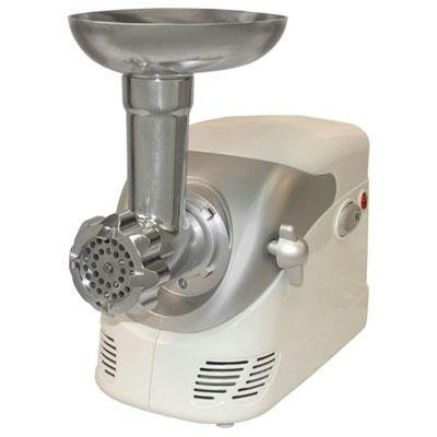 Weston 82-0103-W Food Grinder Forward&Reverse Operation