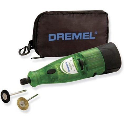 Buy Dremel 760-04 7,000/14,000 RPM 2 Speed Cordless Golf Cleaning Rotary Tool