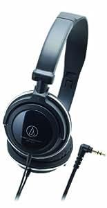 Audio-Technica  ATH-SJ11 BK Mini Casque Filaire