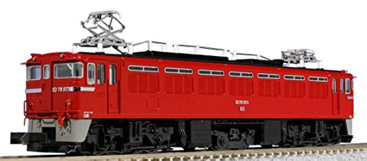 [해외] KATO N게이지 ED76 500 3071 철도 모형 전기 기관차-3071 (2013-03-02)