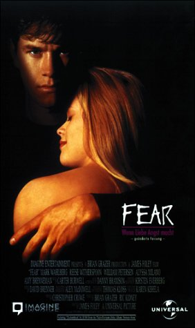 Fear - Wenn Liebe Angst macht [VHS]