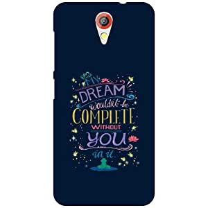 HTC Desire 620G Back cover (Printland)