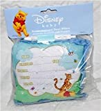 Winnie the Pooh Birth Announcement Door Pillow