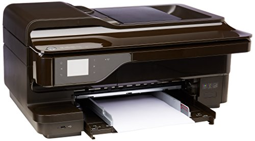 HP Officejet 7612 Wireless Color Photo Printer with Scanner, Copier and Fax (G1X85A#B1H)
