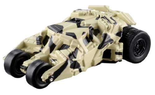 Takara Tomy Tomica Dream Series Batman Batmobile 4th (Camouflage Ver)