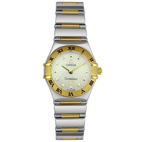 Omega Women's 1361.71.00 Constellation My Choice Quartz Mini Watch