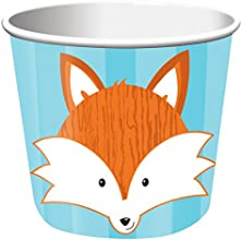 Forest Fox Treat Cups 8 Per Pack