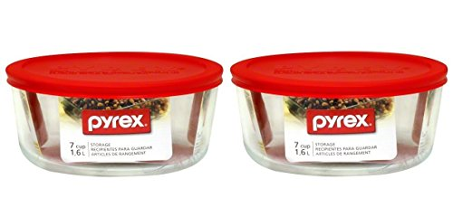 pyrex-storage-plus-7-cup-round-storage-dish-with-red-plastic-cover-pack-of-2-containers