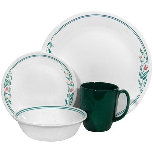 Corelle Livingware 16-Piece Dinnerware Set, Service