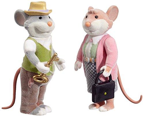 Topo Tip Tip The Mouse Figure Set Per Bambini Nonna