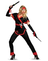 Disguise Women's Ninja Dragon Costume by Disguise Costumes