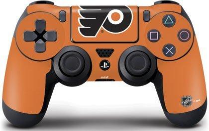 NHL - Philadelphia Flyers - Philadelphia Flyers Logo - Skin For Sony PlayStation 4 / PS4 DualShock4 Controller