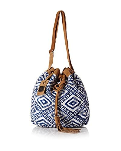 Pepe Jeans London Borsa A Spalla Courel Bag [Blu]