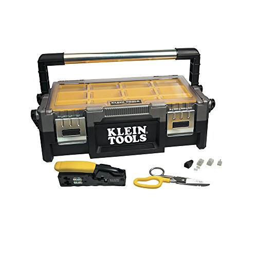 Klein Tools VDV026-831 VDV ProTech Data Kit (Protech Tool Box compare prices)