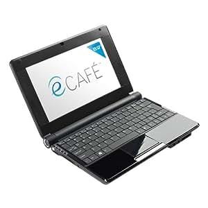 Hercules eCafé EC-900 H120G/V 22,6 cm (8,9 Zoll) Netbook (VIA C7.M  1.6GHz, 512MB RAM, 120GB HDD, Linux-Mandriva)