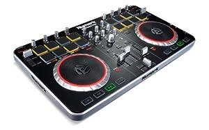 Numark Mixtrack Pro II DJ Controller   Serato DJ 2-Channel DJ Controller with Audio I/O