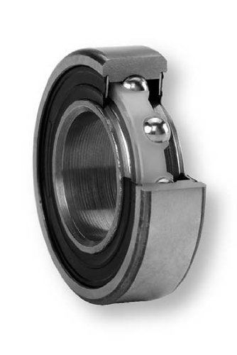 Nice Ball Bearing 3016DS Double Shielded, 52100 Bearing Quality Steel, 0.5000