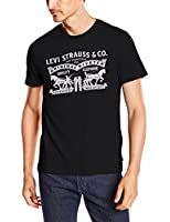 Levi's Men's Graphic Short Sleeve T-Shirt