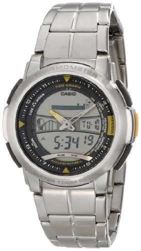 Casio Men'S Aqf100Wd-9Bv Forester Sports Thermometer Watch front-841402