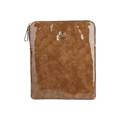 Amazon.com: Clutch bag Benetton 73171 003 GAUDI brown - woman - TU