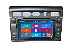 See Crusade Car DVD Player for Kia Opirus 2007- Support 3g,1080p,iphone 6s/5s,external Mic,usb/sd/gps/fm/am Radio 6.95 Inch Hd Touch Screen Stereo Navigation System+ Reverse Car Rear Camara + Free Map Details