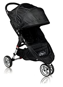 Baby Jogger 2011 City Mini Single Stroller, Black/Black