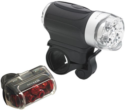 Serfas SL-600/TL600 Headlight/Tail Light Combo