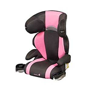 Safety 1st - Boost Air Protect Booster Car Seat, Parisian Pink