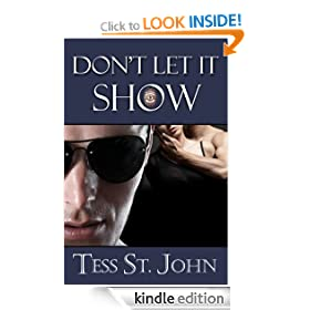 Don't Let It Show (Undercover Intrigue Series)
