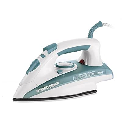 Black & Decker X1600 1600-Watt Steam Iron