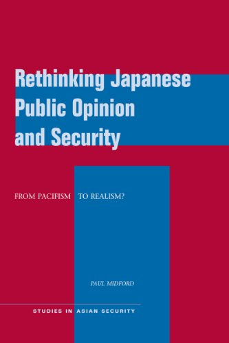 Rethinking Japanese Public Opinion and Security: From Pacifism to Realism? (Studies in Asian Security)