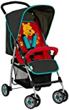 Hauck Sport V-Pooh Buggy II red, colorful, Disney motif - red
