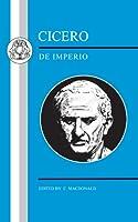Cicero: de Imperio (Bristol Classical Paperbacks)