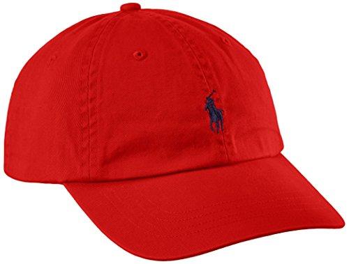 Polo Ralph Lauren Classic Sport Cap W/ Pp, Berretto da Baseball Uomo, Mehrfarbig (A6875), Taglia Unica
