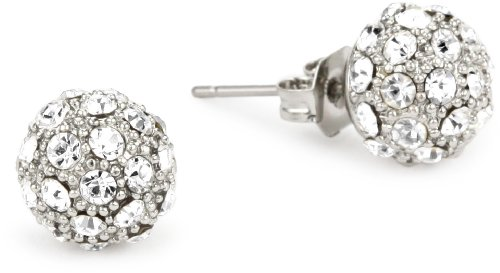Nina Bridal Kendahl Crystal Stud Earrings