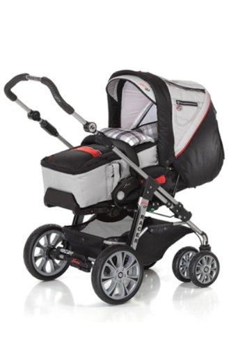 kinderwagen test hartan berzeugt durch stabilit t und sicherheit. Black Bedroom Furniture Sets. Home Design Ideas