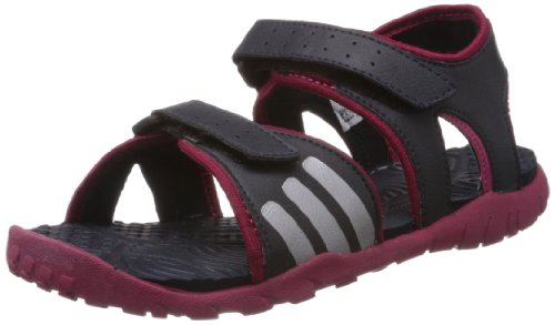 Adidas Women's Avior W Sandals and Floaters (brown)
