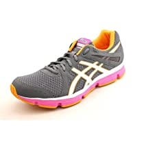 Asics Gel-Invasion Womens Size 12 Gray Running Shoes