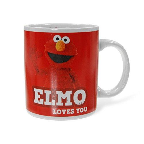 Official Sesame Street Elmo Mug