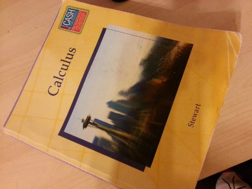 Selected Chapters from Calculus (Ch. 1-10)