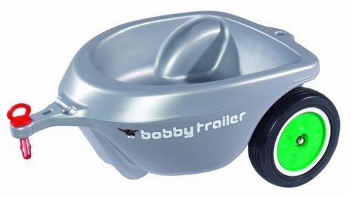 big 56282 trailer silber new bobby car. Black Bedroom Furniture Sets. Home Design Ideas