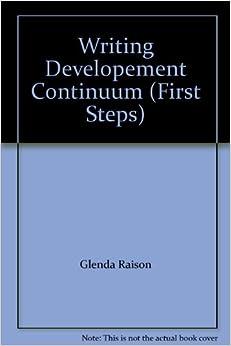 first steps writing continuum pdf
