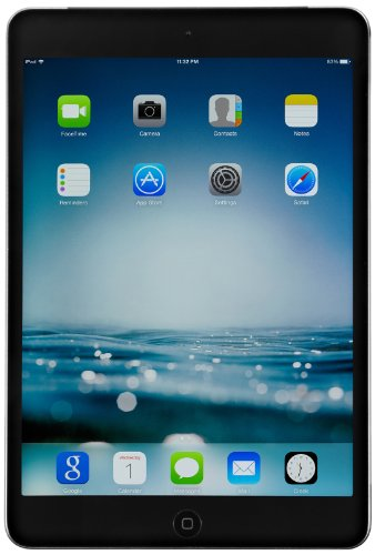 Apple iPad mini with Retina Display MF082LL/A (32GB, Wi-Fi + Sprint, Black with Space Gray) OLD VERSION