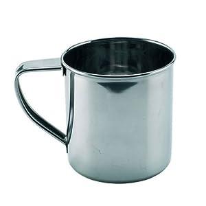 Tasse de Laken en acier inoxydable 0,3 L