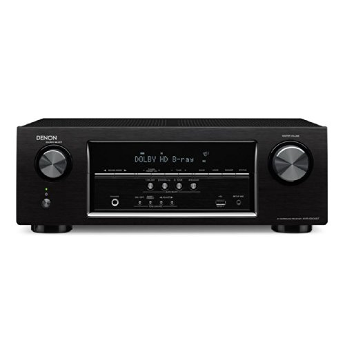 Denon Avr-S500Bt 5.2-Channel Network A/V Receiver With Bluetooth