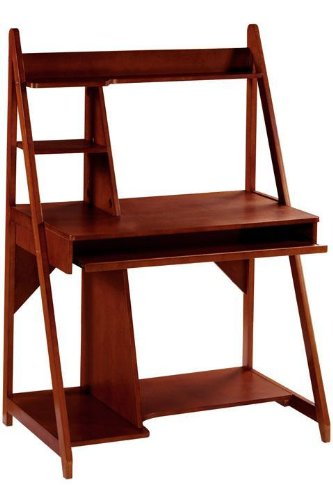 Ladder Computer Desk Furnature Sei